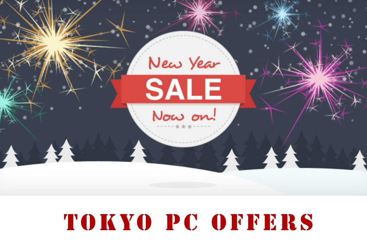 TOKYO PC OFFERS YOU