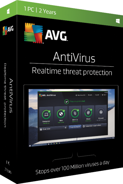 Download AVG Anti-Virus Software