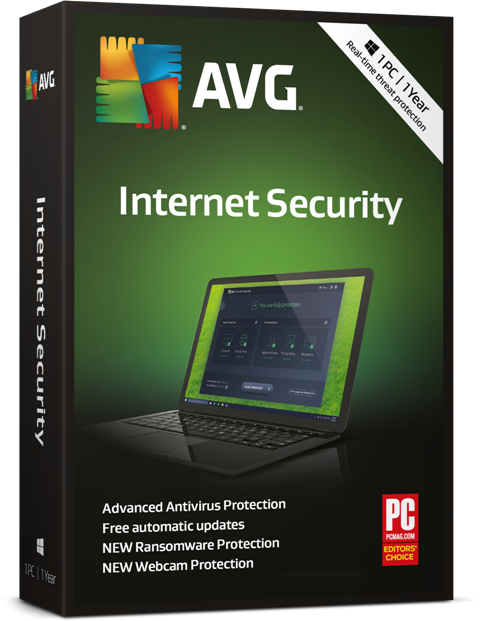 Download AVG Internet Security Software